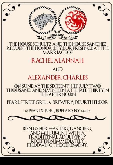 Schultz Invite
