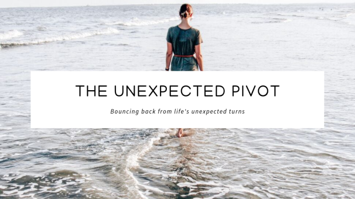 The unexpected pivot